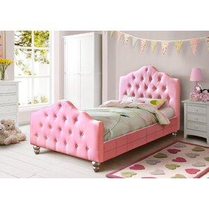 Diamanté Panel Bed