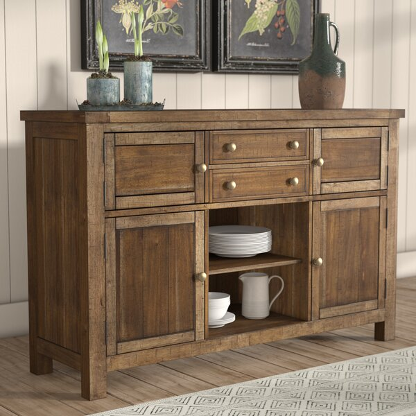Dining Room Buffet Hutch: Laurel Foundry Modern Farmhouse Hillary Dining Room Buffet