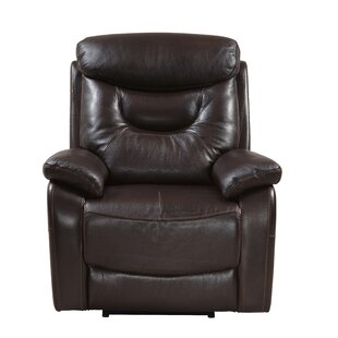 Oh Leather Power Recliner