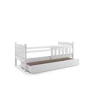Maliyah Cabin Bed With Drawer By Harriet Bee