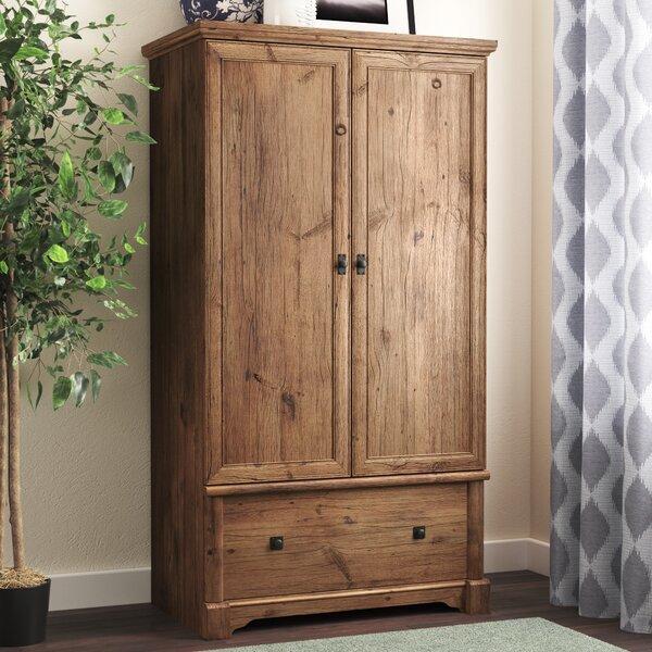 Delightful Tall Wardrobe Closet | Wayfair