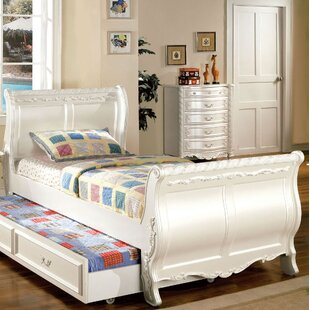 Citlali Sleigh Configurable Bedroom Set