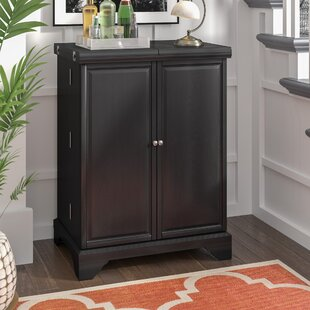 Darby Home Co Abbate Bar Cabinet