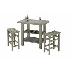 Elliot Pub Table Set by August Grove
