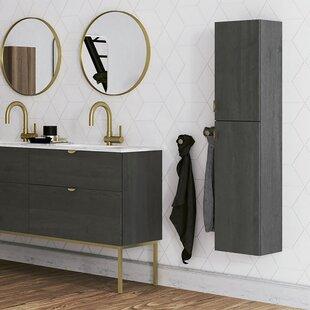 Farnborough 35 X 74cm Wall Mounted Cabinet By Ebern Designs