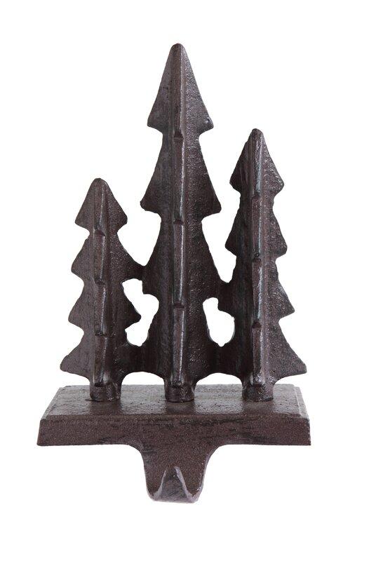 The Holiday Aisle Trees Stocking holders (2) Christmas   Item# 3539