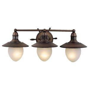 Beachcrest Home Ardane 3-Light Vanity Light