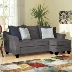 Teri Sectional Collection by Simmons Upholstery by Latitude Run