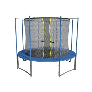 12' Trampoline with Inner Enclosure Net