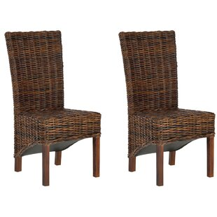 Whiting Solid Mango Dining Chair (Set Of 2) By Bay Isle Home