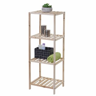 35 X 100cm Bathroom Shelf By Symple Stuff