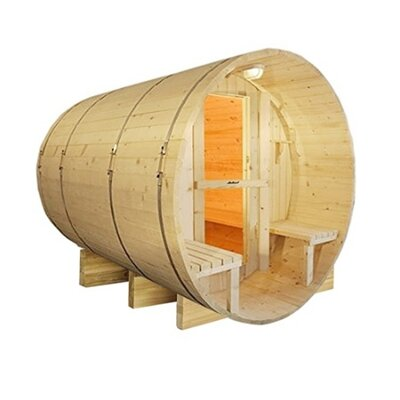 5 Person Traditional Steam Sauna ALEKO
