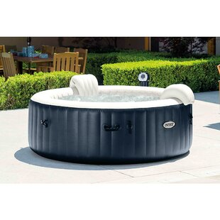 Intex PureSpa 4-Person 140-Jet Inflatable Spa
