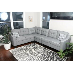 Althoff Upholstered Modular Sectional