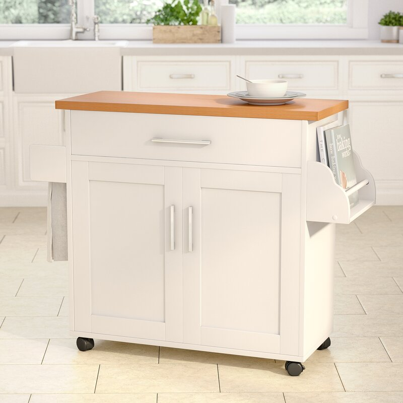 Andover Mills Terrell Kitchen Island Reviews