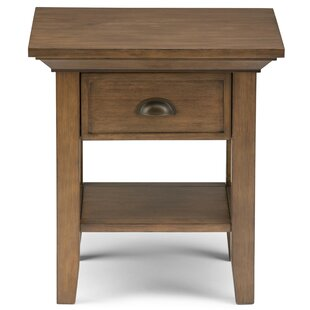 Compare & Buy Redmond End Table by Simpli Home