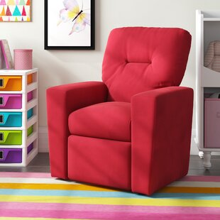 Haubert Kids Recliner by Zoomie Kids