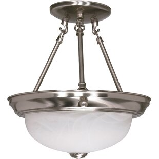 Dahodwala Semi Flush Mount by Winston Porter