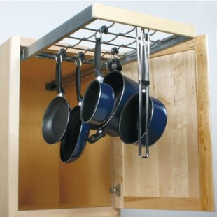 Symple Stuff Beaumont Pot and Pan Pantry Pull Out Drawer