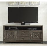 Upton Cheyney Solid Wood Entertainment Center for TVs up to 75 by Darby Home Co