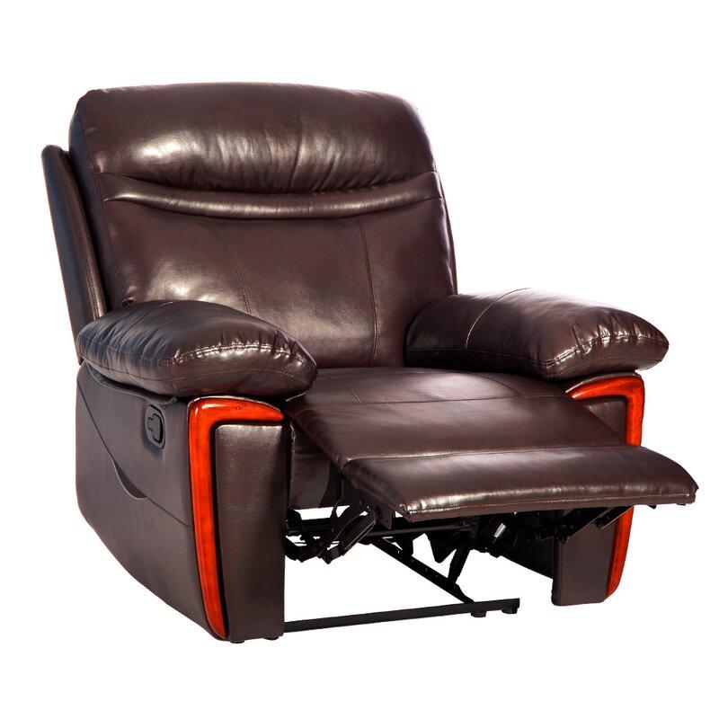 Reclining Massage Chair red barrel studio vibrating reclining massage chair & reviews