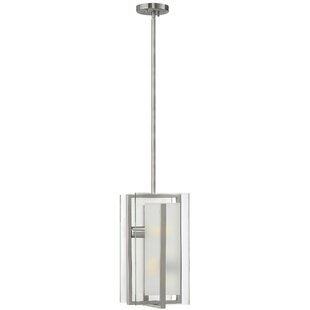 Wade Logan Frances 2-Light Square/Rectangle Pendant