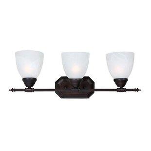 Gutierrez 3-Light Vanity Light by Ebern Designs