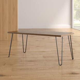 Folkston Coffee Table with Tray Top