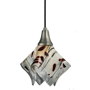 Meyda Tiffany Metro Fusion Ramoscelli Handkerchief 1-Light Novelty Pendant