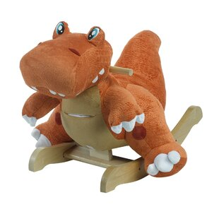 Compare prices Rexx the Dinosaur Classic Rocker ByRockabye