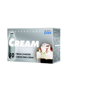 Cream Charger (Set of 10)