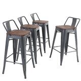 Sermons 24 Counter Stool (Set of 4) by Williston Forge