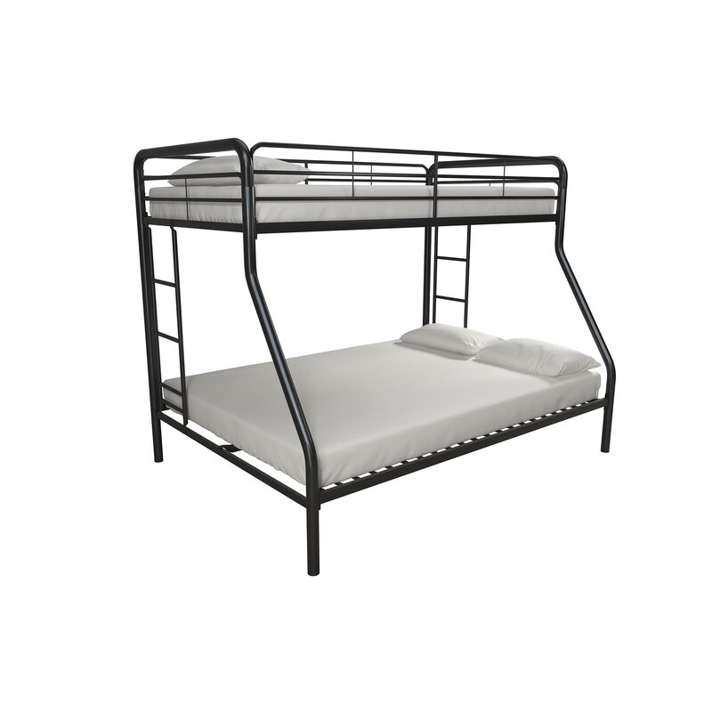 Mne Twin Over Full Bunk Bed