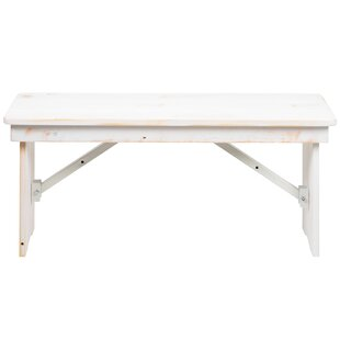 Marthe Bench by Gracie Oaks