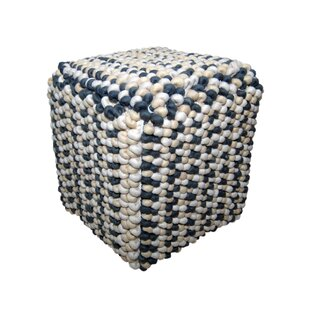 Pouf by Foreign Affairs Home Decor
