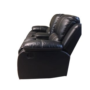 Hatziliades Reclining Loveseat by Red Bar..
