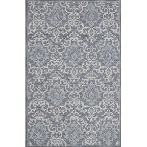 Galen Handmade Gray Area Rug