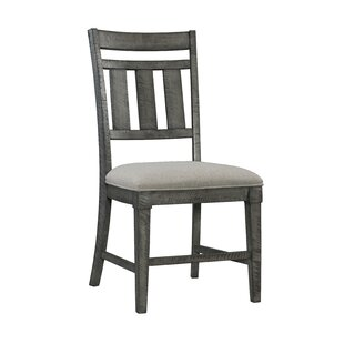 Compare Core Back Solid Wood Dining Chair (Set of 2) by Gracie Oaks Reviews (2019) & Buyer's Guide