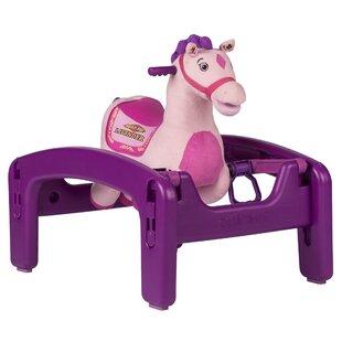 Find Lavender Grow-with-Me Rocking Horse ByRockin' Rider