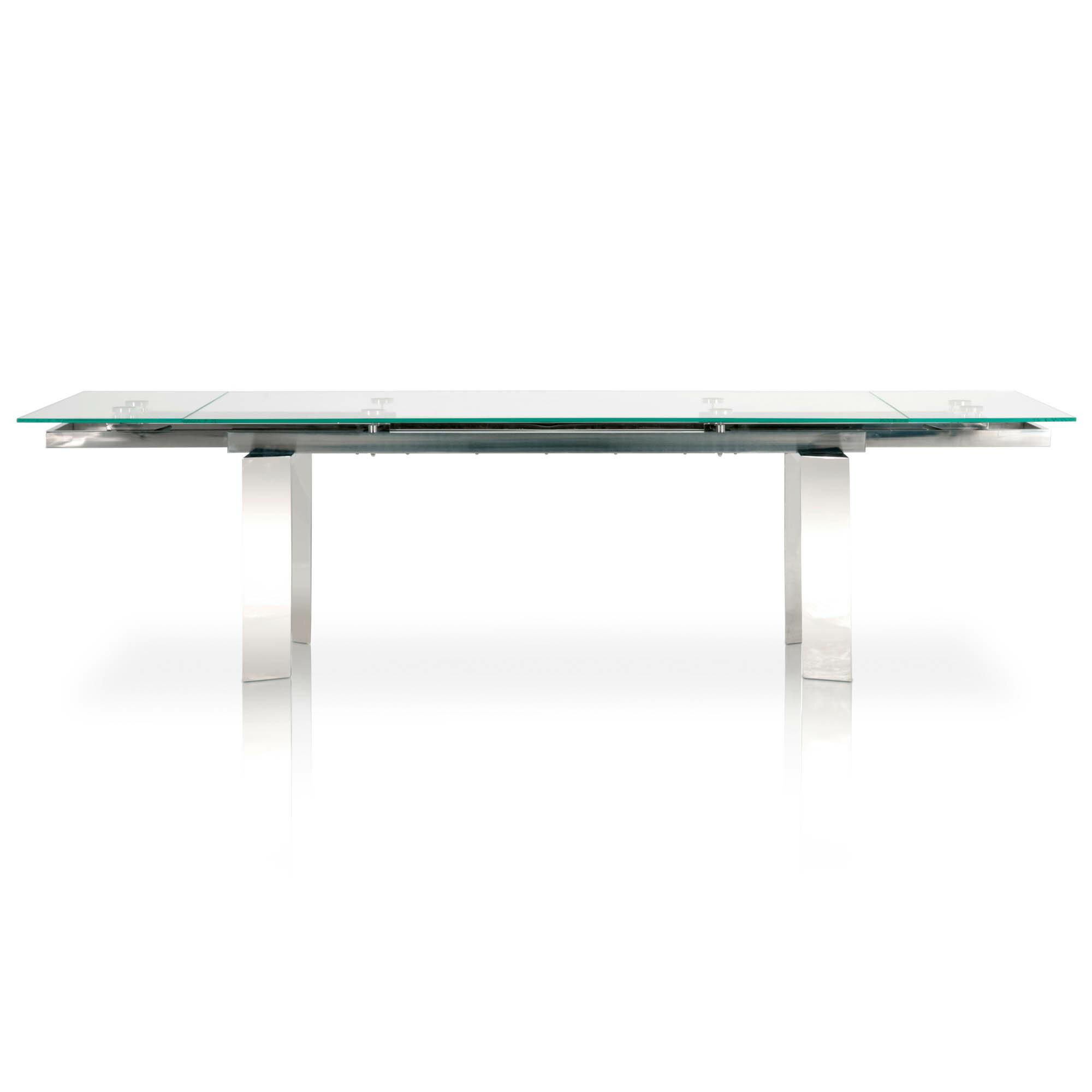 Orren Ellis Theisen Extension Dining Table Reviews Wayfair