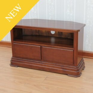 Cedarwood TV Stand For TVs Up To 32