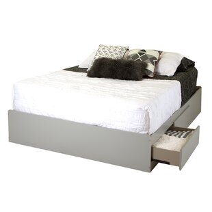 Vito Queen Mate's Bed with Storage by South Shore