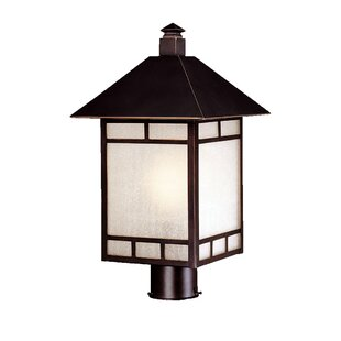 Artisan 1 Light Outdoor Post Light by Acclaim Lighting