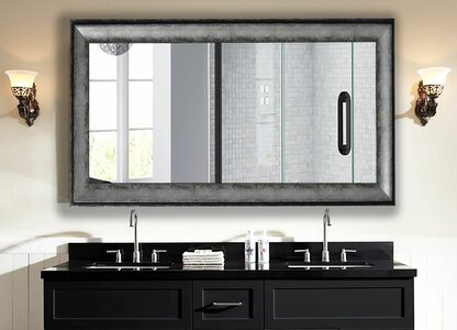 Mazzeo Modern & Contemporary Bathroom/Vanity Mirror