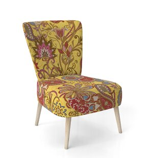Ethnic Side Chair