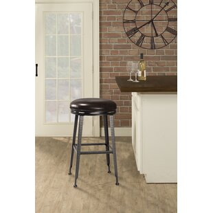 Myres 26 Swivel Bar Stool by Williston Forge Wonderful