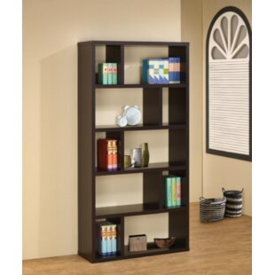 Hamel Geometric Bookcase by Orren Ellis