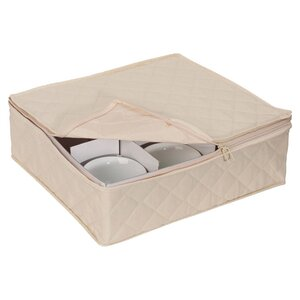 Tabletop Storage Cotton Cup Chest