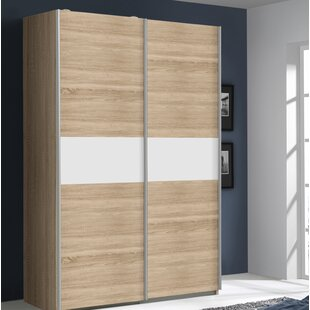 Orr 2 Door Sliding Wardrobe By 17 Stories