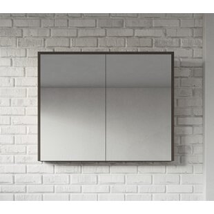 Kesington 60cm X 72cm Surface Mount Mirror Cabinet By Ebern Designs